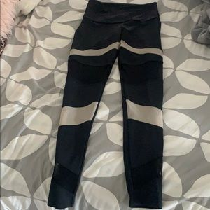 Onzie full length high rise leggings